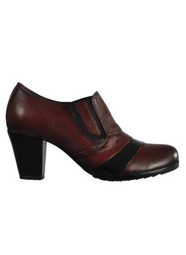 Ayakmod Ayakkabı Bordo